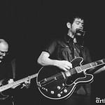 Scott Devendorf / Aaron Dessner by Chad Kamenshine