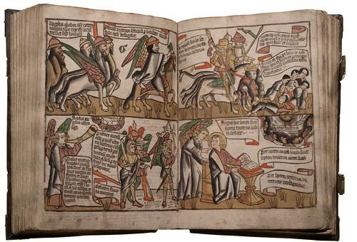 004-Apocalypsis Sancti Johannis-1470- Biblioteca Digital Mundial