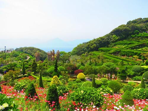 Oedo Flower Garden