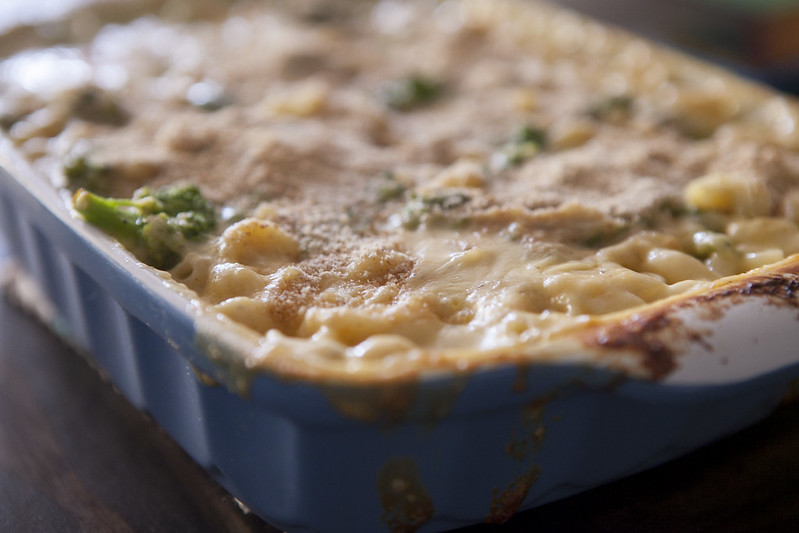 broccoli macaroni and cheeseIMG_2917