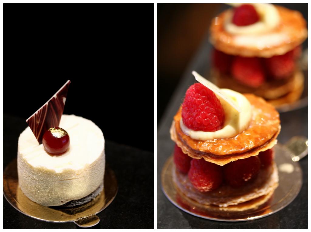 The Knolls desserts