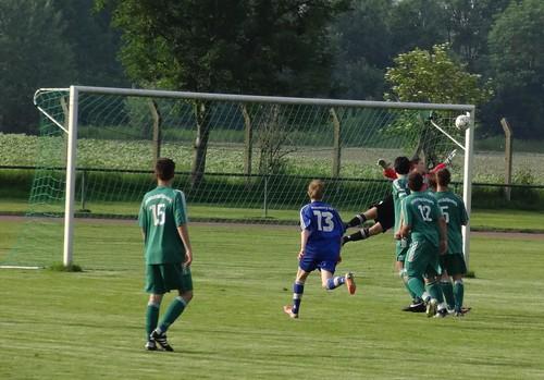 DSC07767 Naumburger SV U17 v Eintracht Bad Dürrenberg/ TSV Leuna U17