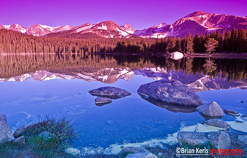 travel lake snow color nature water sunrise reflections landscape spring colorado colorphotography peak peaks iconic fineartphotography indianpeakswilderness westernus