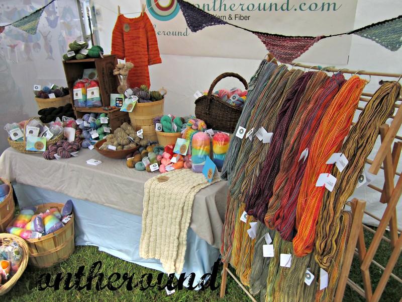 2013 Vintage Bazaar Booth