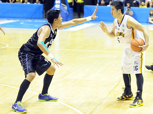 UAAP Season 76: UST Growling Tigers vs. Adamson Falcons, July 6