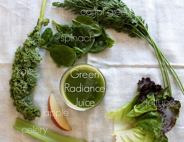 Green Radiance Juice | The Dabblist