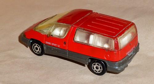 Majorette Pontiac Trans Sport