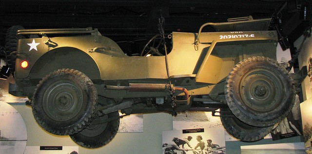NMAH163 - WWII - American - Willys MB Jeep - 1940