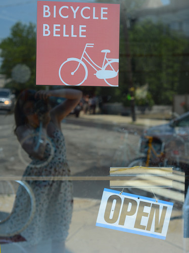 Bicycle Belle Opening