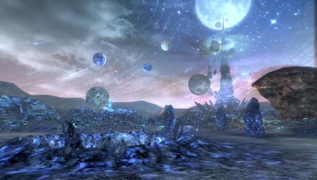 Soul Sacrifice: Luna