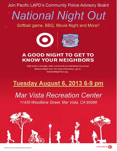 National Night Out LAPD