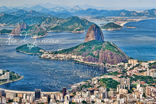 faltan 287 días para el mundial: Río de Janeiro