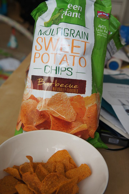 green giant sweet potato veggie chips