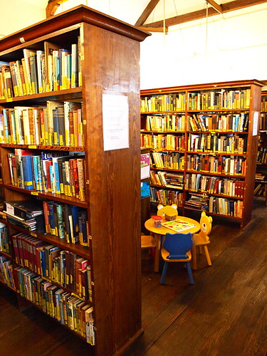 The English Library, Puerto de la Cruz