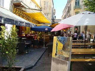 100 Café van 'Het nachtcafé'
