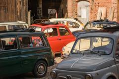 Fiat 500 Treffen Klein-Marzehns 2013