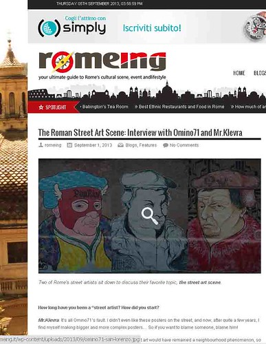 omino71 @ Romeing by OMINO71