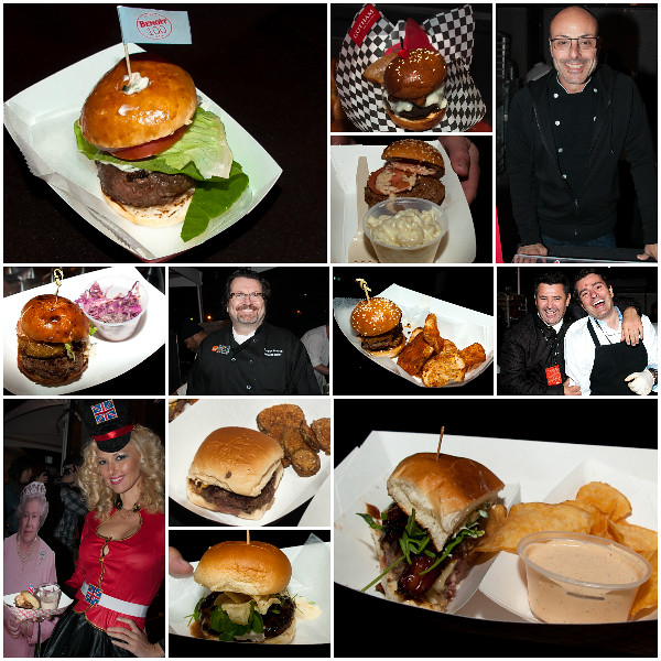 Burger Bash 2012
