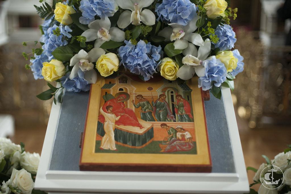 20 сентября 2013, Рождество Божией Матери