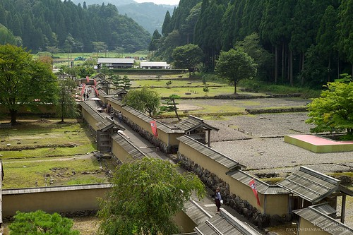 leica old travel japan ruins asia place historic september fukui m9 asakura 2013 ichijodani leicam9 viewfromahighplace