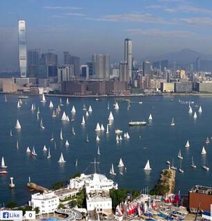 hk sailing