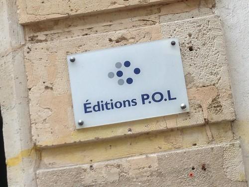 Editions P.O.L