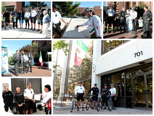 Consulmex Boise jornada ciclista