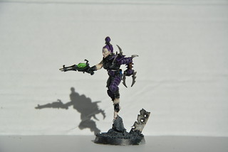 Cult of Bladed Violet & Kabal of Violet Storm - DE witches conversion! 10084292605_e2d5667049_n