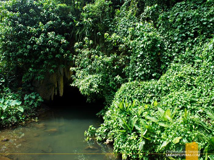Natural Cave at Iligan's NPC Nature's Park