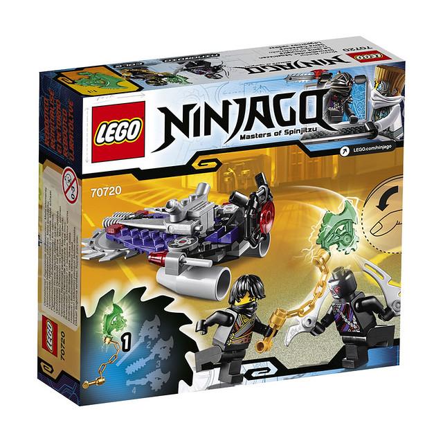 LEGO Ninjago 2014 70720 - Hover Hunter