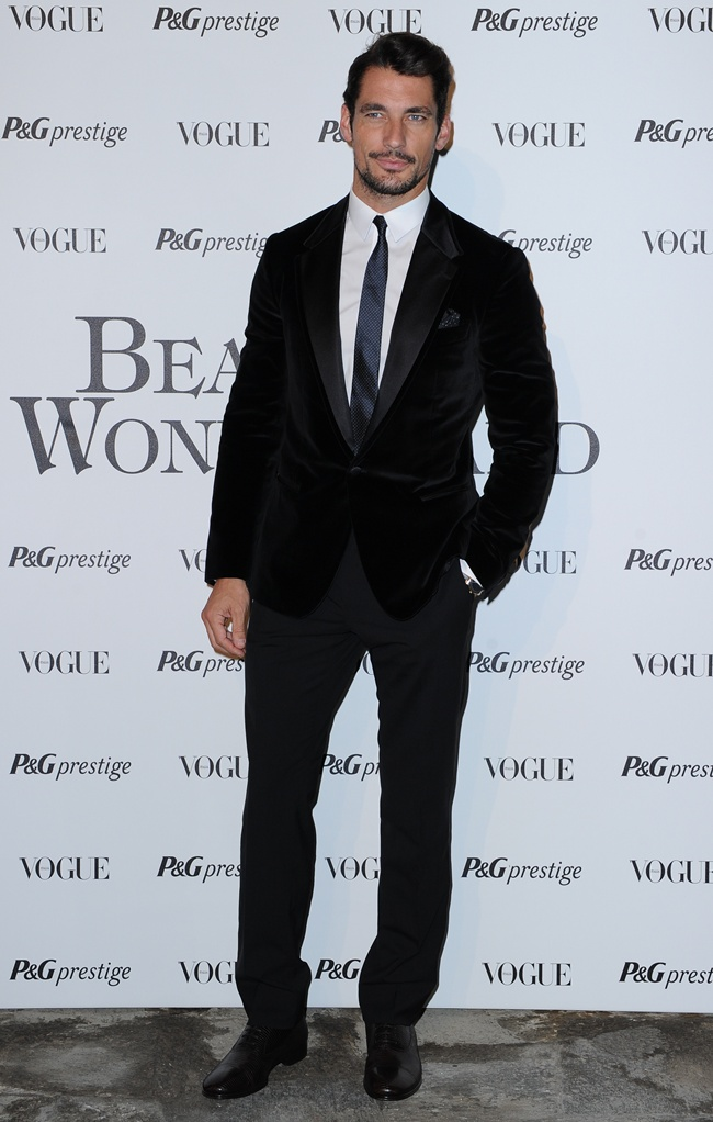 9 Beauty in Wonderland Sep Milan David Gandy
