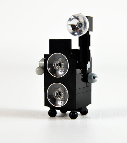 Mini TLR by Carlmerriam