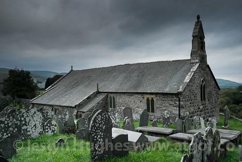 Eglwys Llanegryn -3272