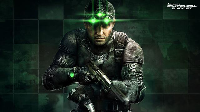 Tom Clancy's Splinter Cell Blacklist HD Desktop Wallpaper