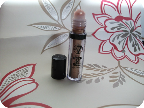 W7 Rock & Roll Eyeshadow Terracotta
