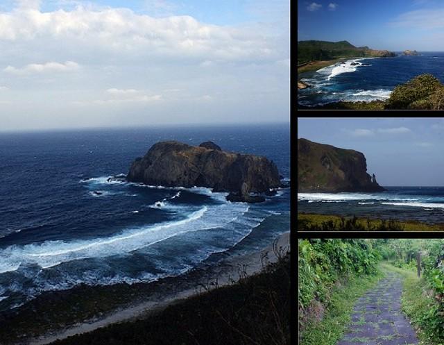 【台東綠島】過山古道(大湖段)、孔子岩、海參坪