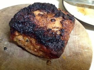 Mangalitsa pork loin