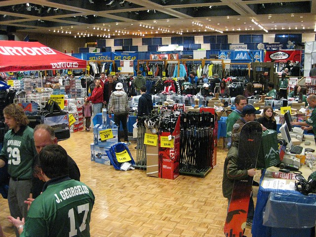 Boston Ski & Snowboard Expo