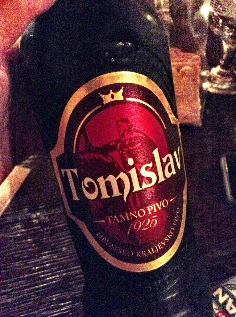 Tomislav beer