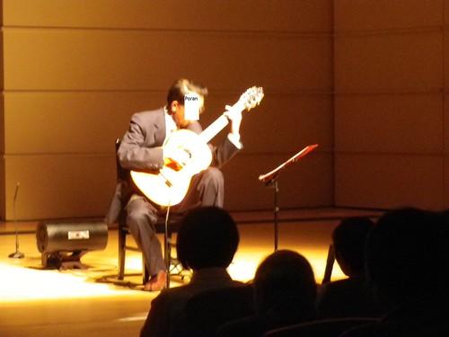 自分のソロ/小原聖子ギタースタジオ発表会 2013年10月26日 by Poran111