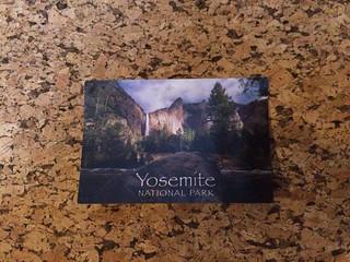 Die erst Postkarte von Postcrossing