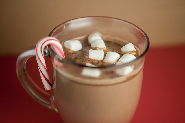 Creamy Peppermint Hot ChocolateIMG_7914