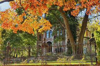 Autumn in Lawrence