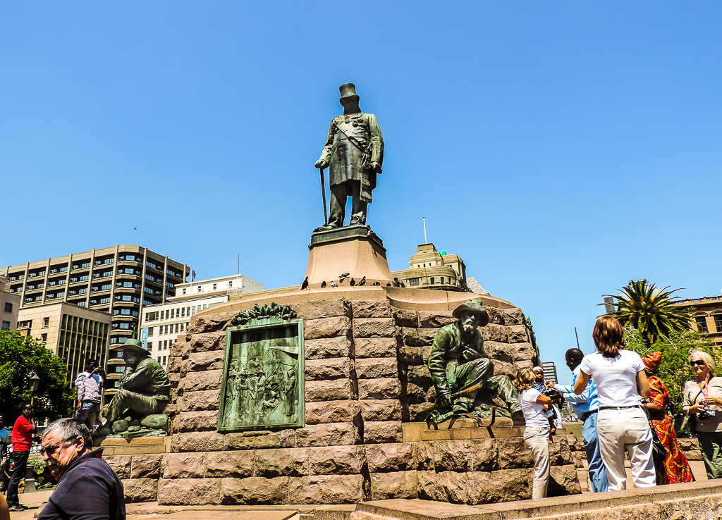 City Of Tshwane: Gauteng, South Africa