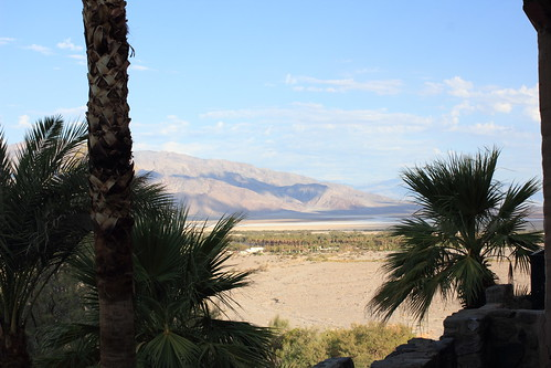 View from Furnace Creek Inn