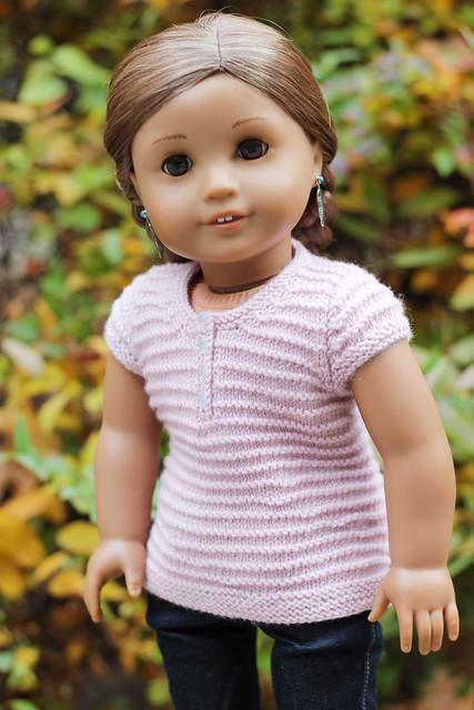 Ella Henley Tee Sweater