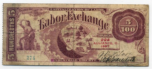 Labor Exchange Alliance OH 5-100 front