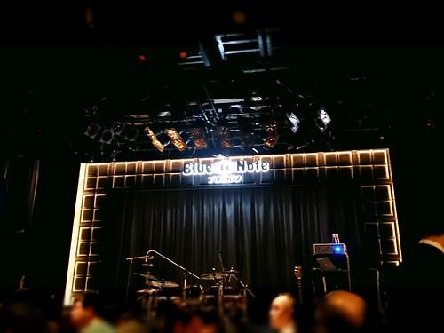 2013-10-20 John Scofield@Blue Note Tokyo