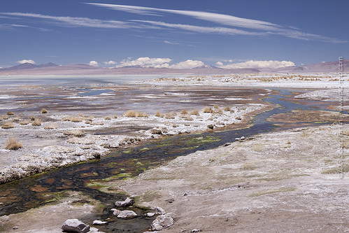 nature landscape geotagged bolivia saltlake bol hotspring uyuni potosí thermas chalviri thermalwater lagunachalviri phaspani saltflatlake geo:lat=2016376420 geo:lon=6757085360 saltywetlands