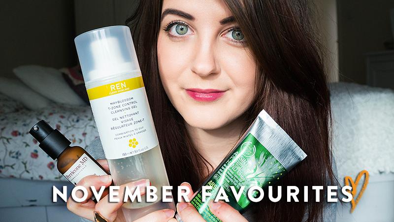 November Favourites | www.latenightnonsense.com